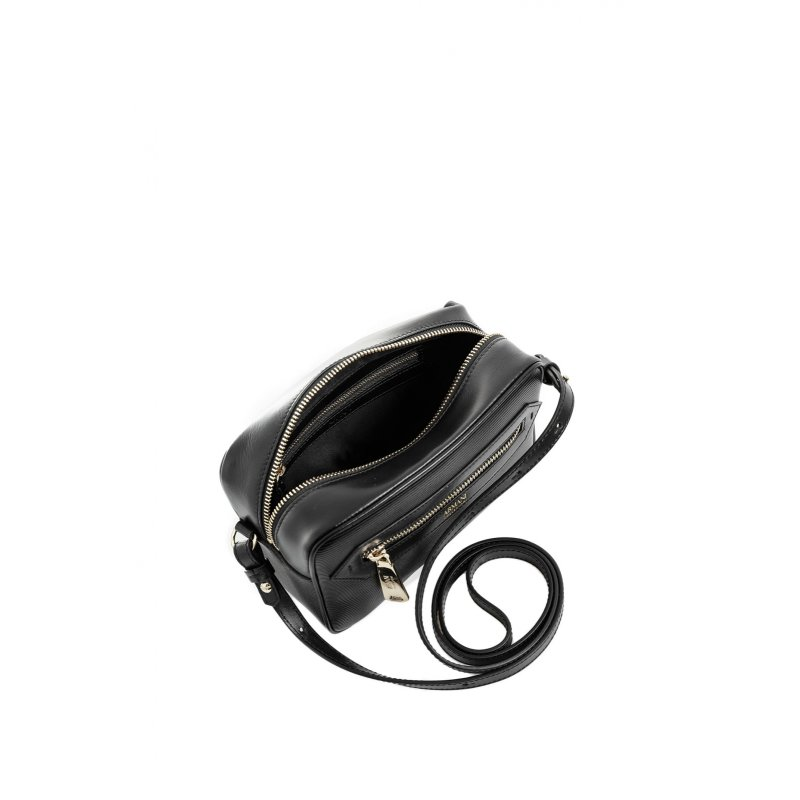 Messenger bag Armani Collezioni black