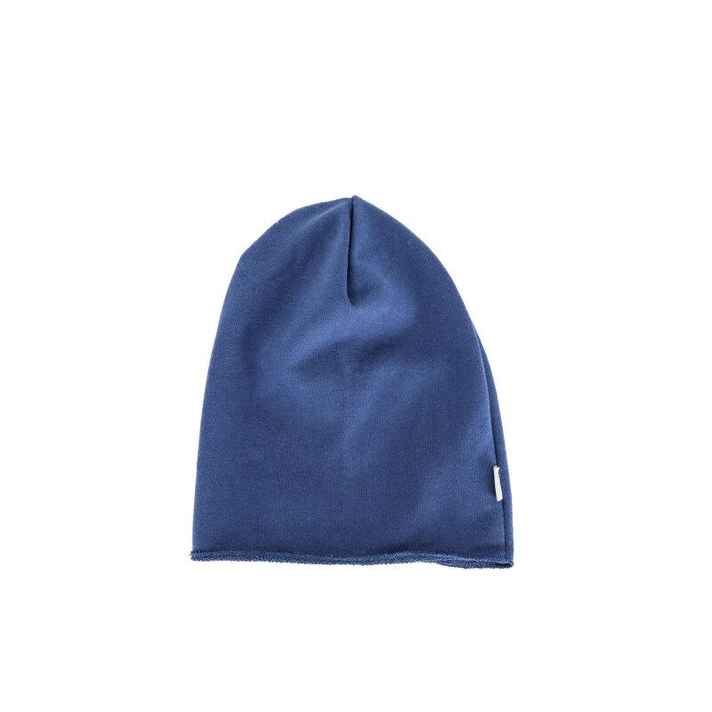 Czapka Madox Pepe Jeans London niebieski