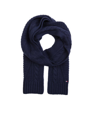 Tommy Hilfiger New Cable Scarf