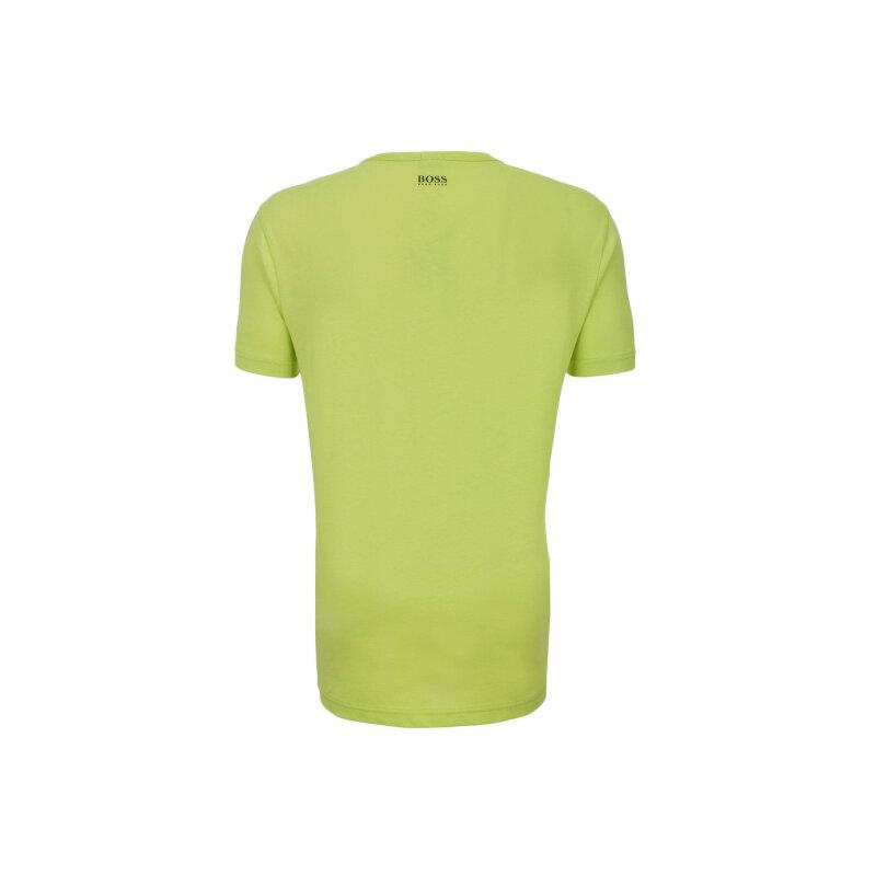 T-shirt Tee 1 Boss Green limonkowy