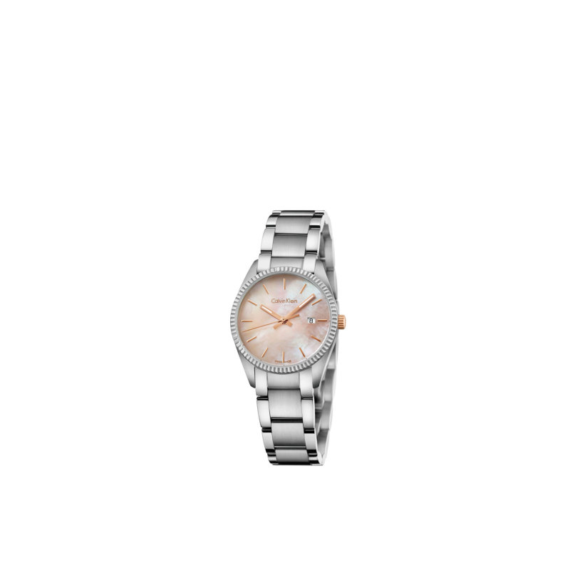 Zegarek CK Watches srebrny
