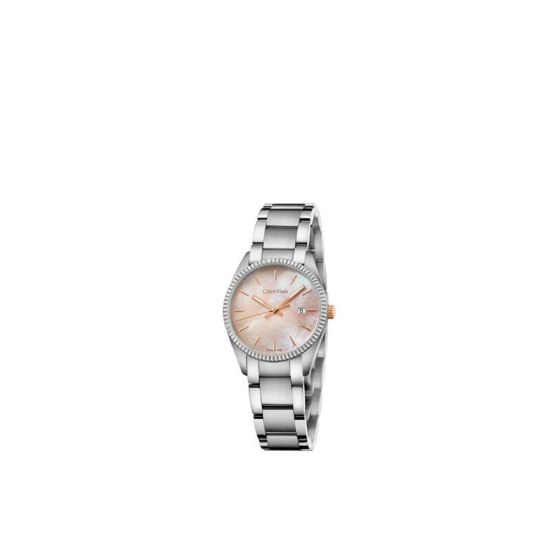 Zegarek Calvin Klein srebrny