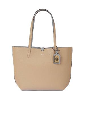 Lauren Ralph Lauren Two-sided shopper bag + Olivia organizer