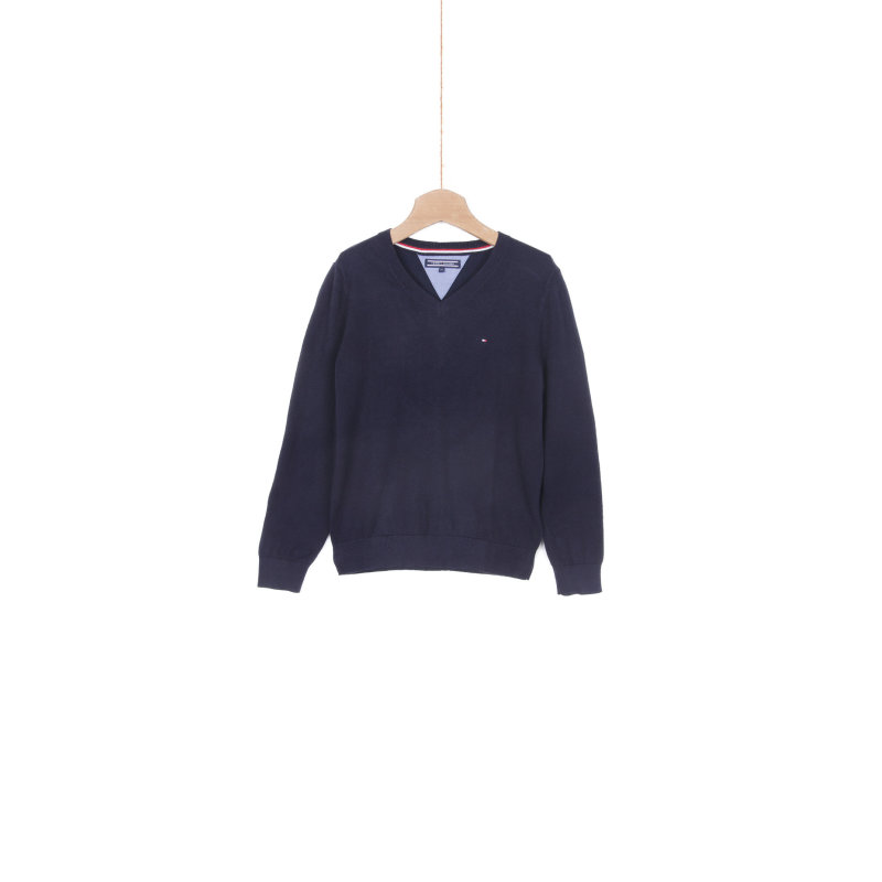 Tommy sweater Tommy Hilfiger navy blue