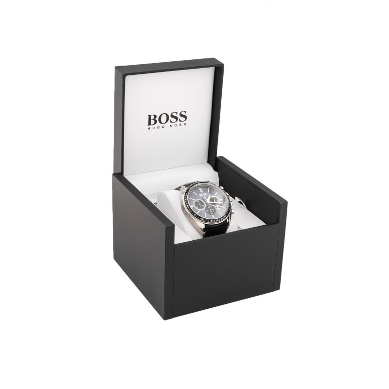 Zegarek Boss czarny