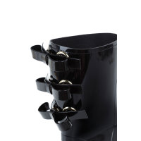Rain boots Red Valentino black