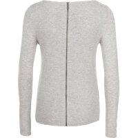 Tacito sweater Weekend Max Mara gray