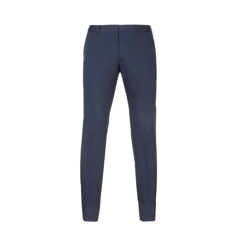 Pants Z Zegna navy blue