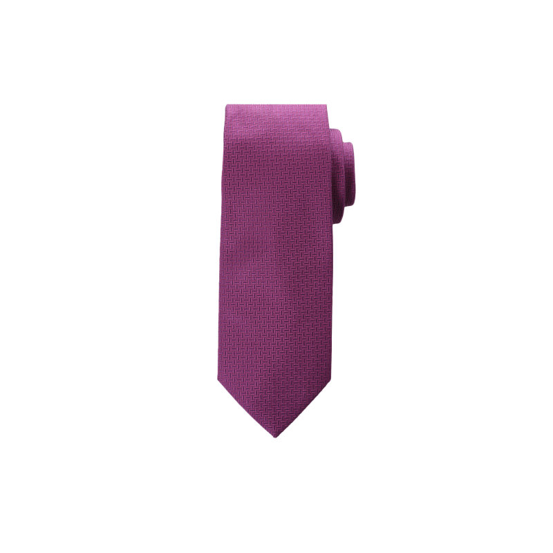 Krawat Boss fioletowy