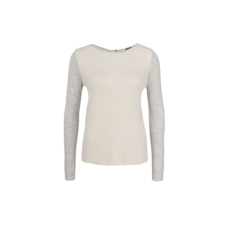 Tacito sweater Weekend Max Mara gray