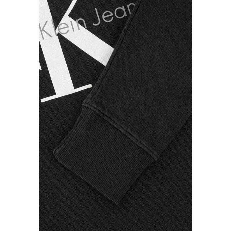 Logo sweatshirt Calvin Klein Jeans black