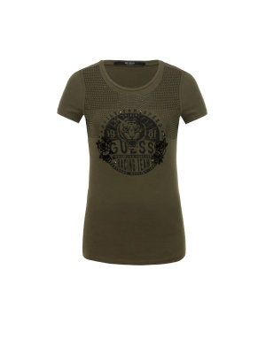 Guess Jeans T-shirt Rood