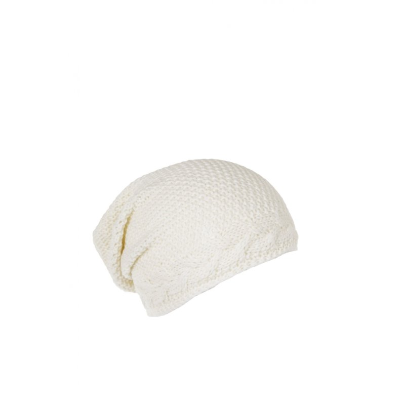 New Scotland beanie Guess cream