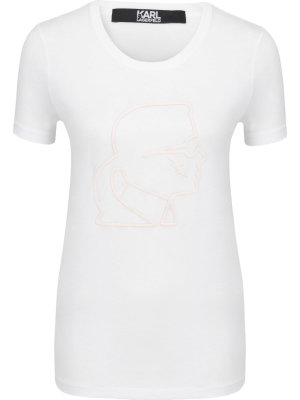 Karl Lagerfeld T-shirt Lightning Bolt