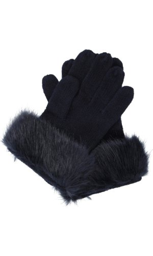 Trussardi Jeans Gloves | with addition of wool