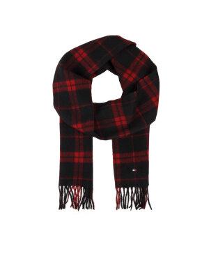 Tommy Hilfiger Woollen scarf Check Moon