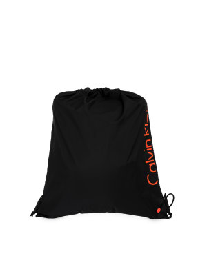 Calvin Klein Swimwear DRAWSTRING Bucket Bag