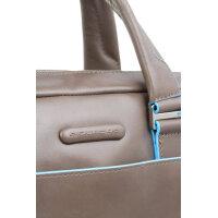 Business bag Piquadro gray
