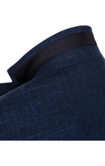 blazer jacket hutsons4 Boss navy blue