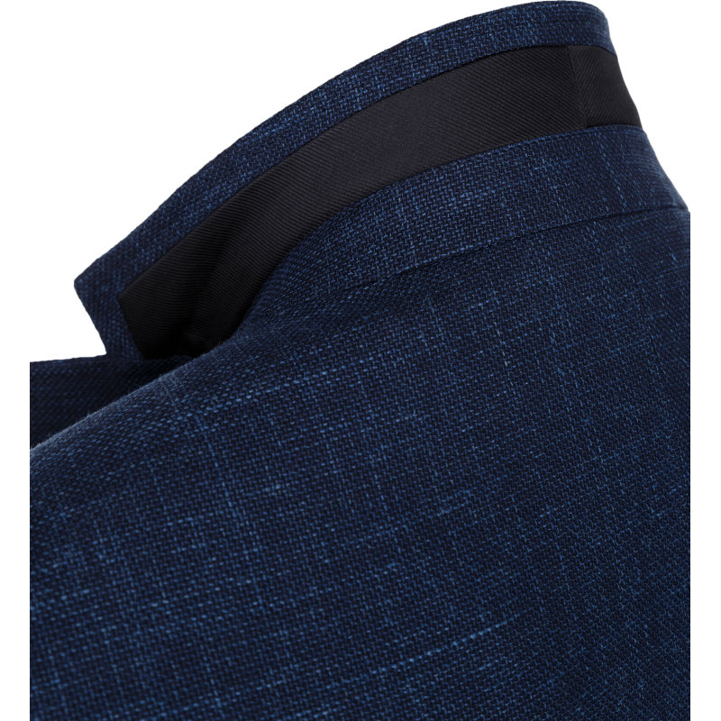 blazer jacket hutsons4 Boss navy blue
