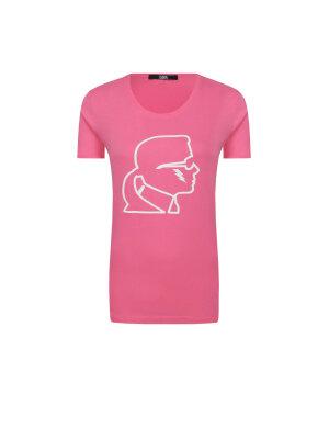 Karl Lagerfeld Lightning Bolt T-shirt