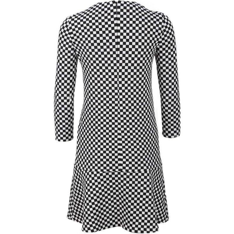 Cilindrare dress Pinko black