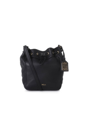 Lauren Ralph Lauren Cara Mini Bucket Bag
