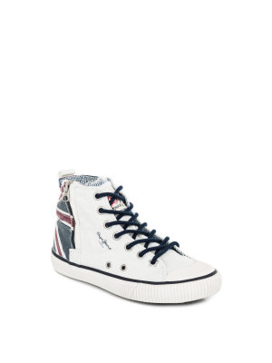Pepe Jeans London Industry Jack Zip sneakers