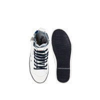 Industry Jack Zip sneakers Pepe Jeans London white
