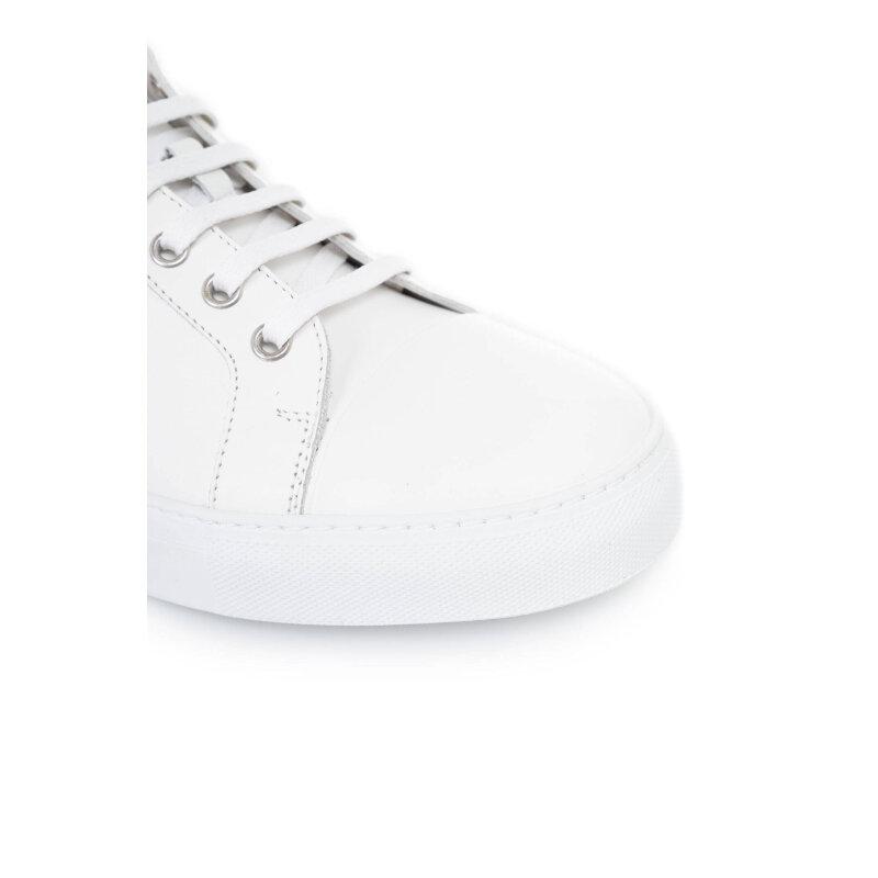 Tenisówki Armani Collezioni biały