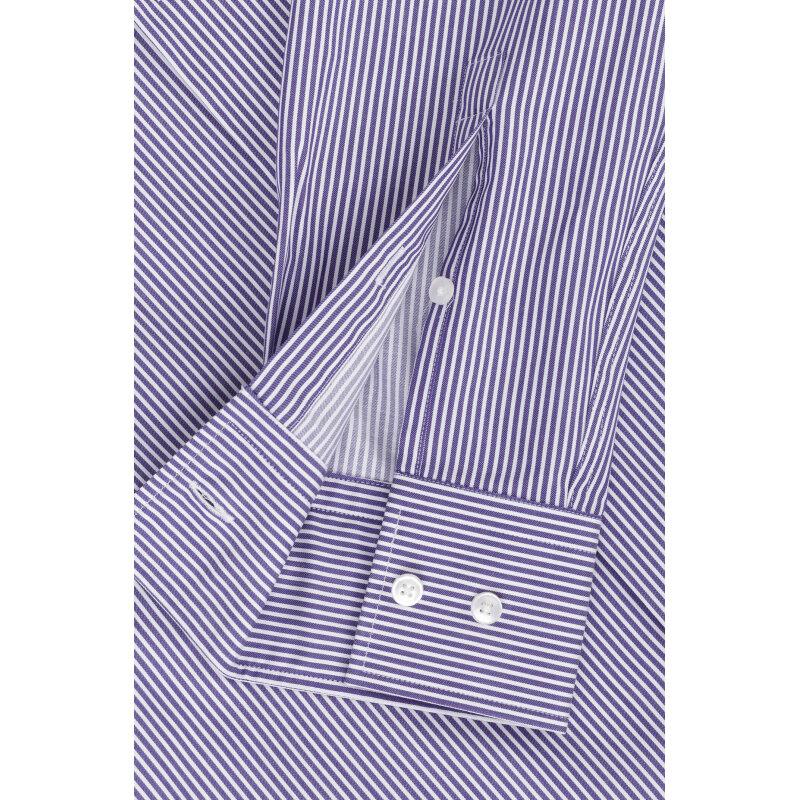 Koszula Jason Boss niebieski