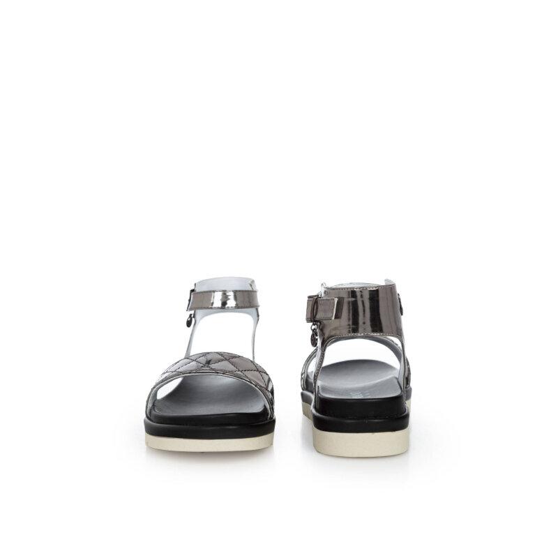 Sandals Armani Jeans sand