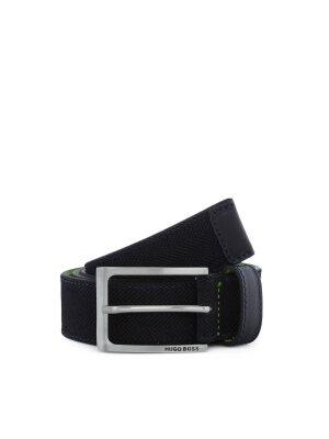 Boss Green Trey_Sz35 Belt