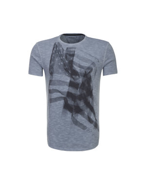 Guess Jeans T-shirt  Xray Flag