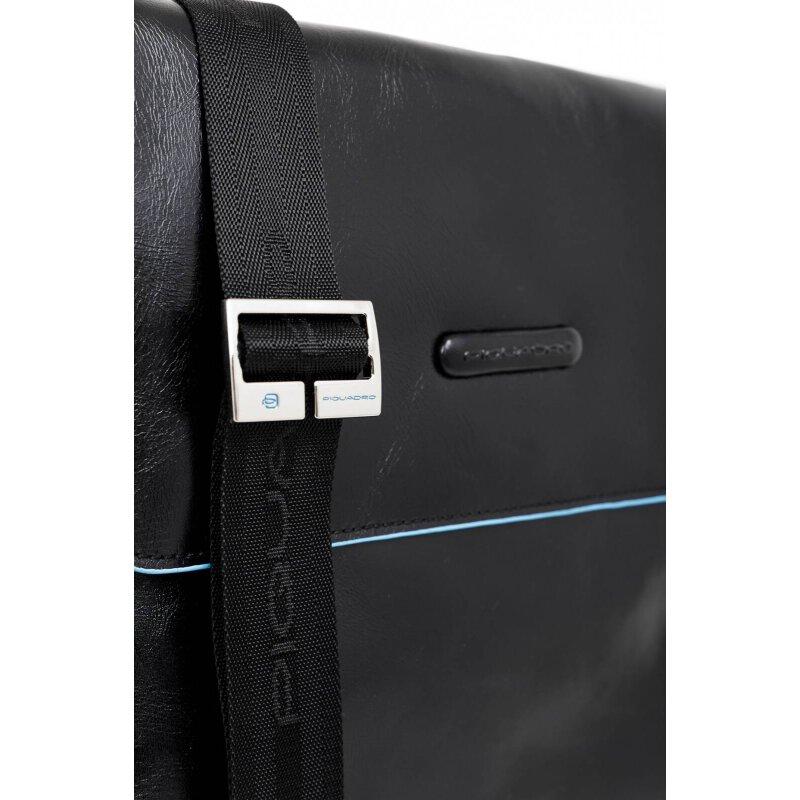 Reporter bag Piquadro black