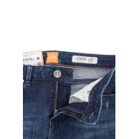 Jeansy Orange J10 Boss Orange granatowy