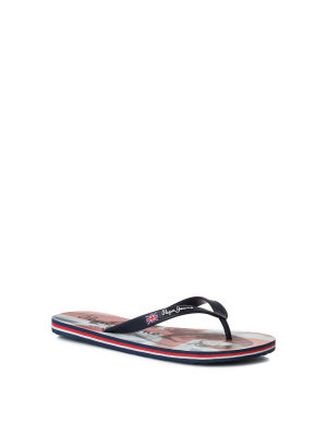 Pepe Jeans London Hawi Flag Girl flip-flops