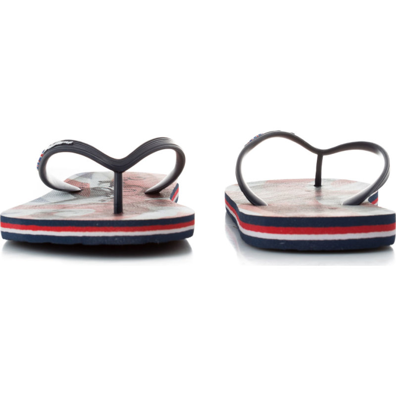 Hawi Flag Girl flip-flops Pepe Jeans London navy blue
