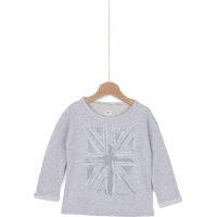 Saskia Sweatshirt Pepe Jeans London gray