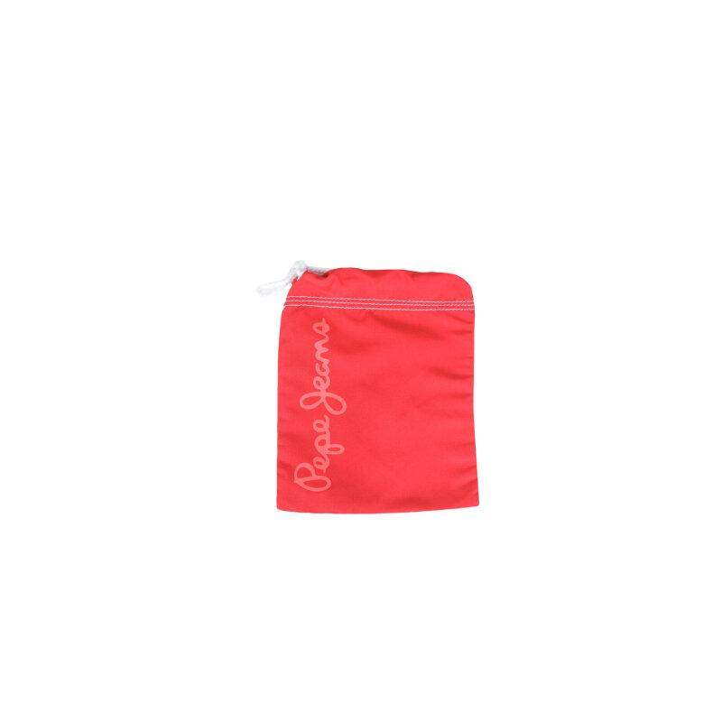 SZORTY KĄPIELOWE GUIDO Pepe Jeans London czerwony
