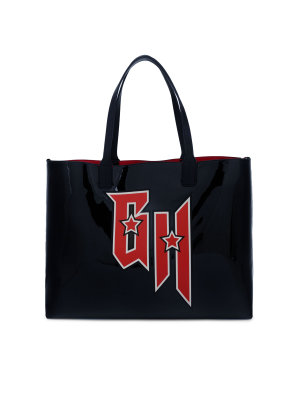 Tommy Hilfiger Dwustronna shopperka + organizer Gigi Hadid