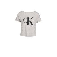 T-shirt Calvin Klein Jeans popielaty