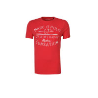 T-shirt Marc O' Polo red