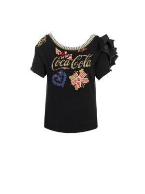 Pinko Bluzka Cammeo Coca-Cola