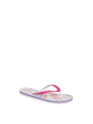 Pepe Jeans London Beach Butterfly Flip Flops