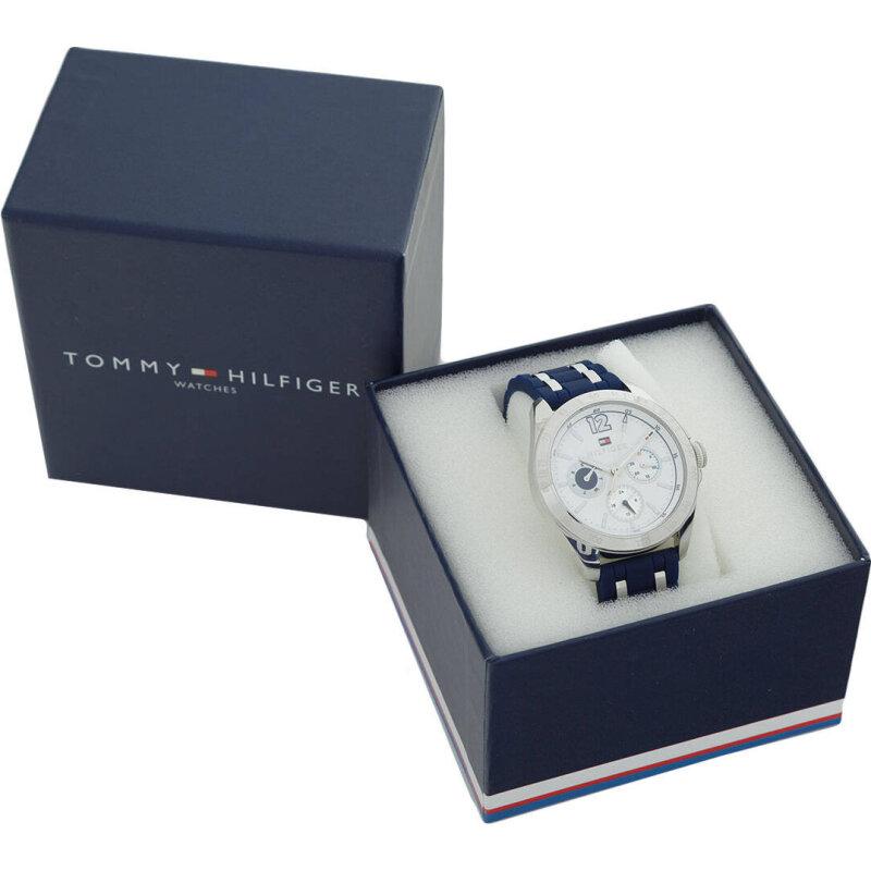 Zegarek Tommy Hilfiger granatowy