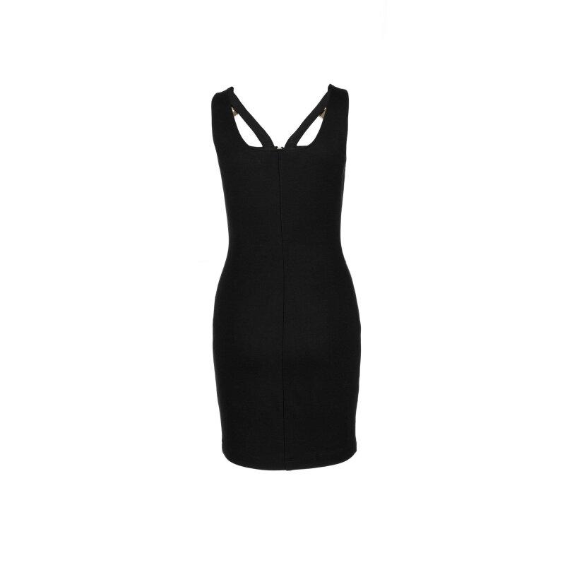 Sukienka Versace Jeans czarny