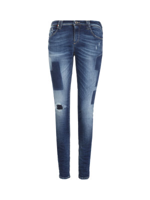 Armani Jeans Jeansy J28 Orchid
