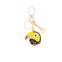 Toucan keyring Liu Jo yellow