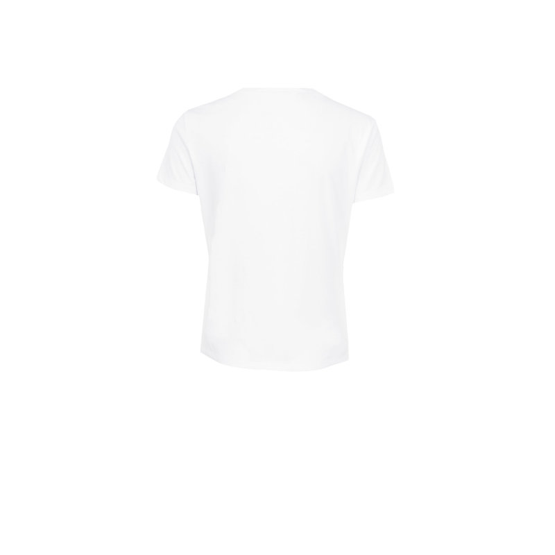 T-shirt Eschilo SPORTMAX CODE biały